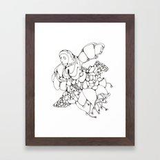 Fertile Framed Art Print