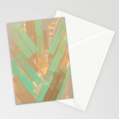 Alligator Skin Stationery Cards