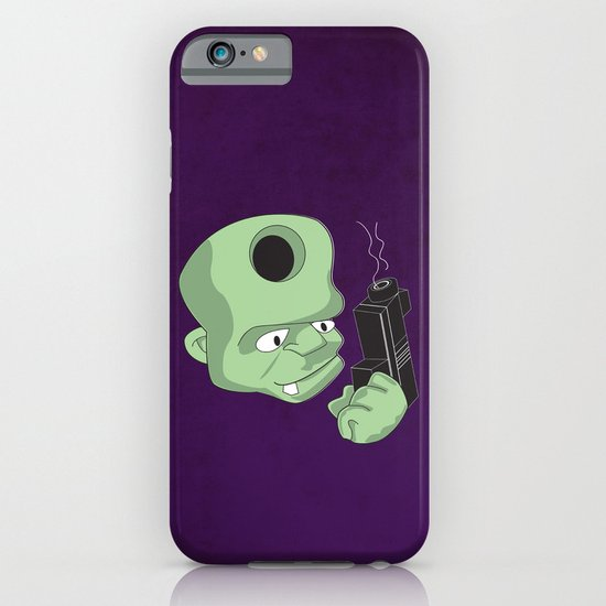 Bullet in the Head iPhone & iPod Case