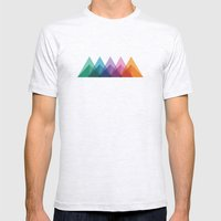 Fig. 009 Mens Fitted Tee Ash Grey SMALL