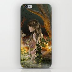 The Muse iPhone & iPod Skin