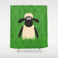 Shaun Shower Curtain