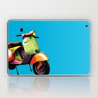 Vespa Laptop & iPad Skin