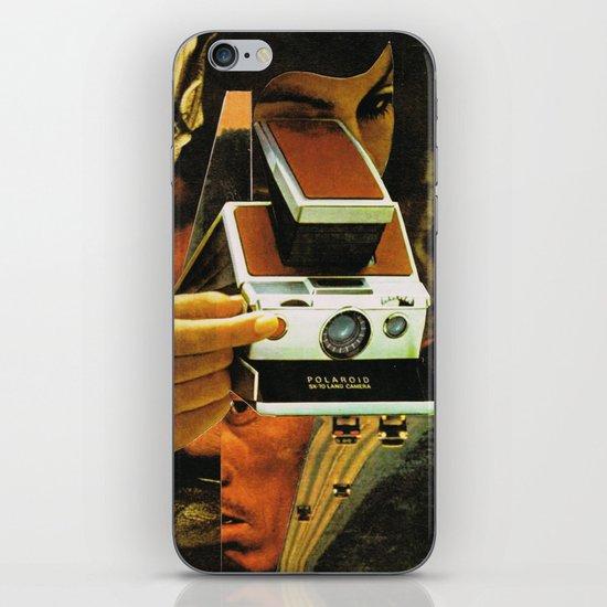 polariod 2 iPhone & iPod Skin