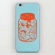 Bottled iPhone & iPod Skin
