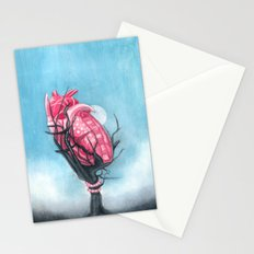 Heart's Apart Stationery Cards