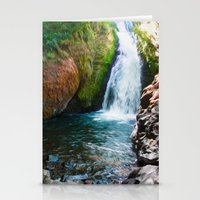 Bridal Veil Falls OR Stationery Cards