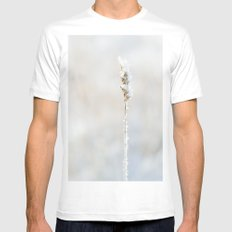 Frozen in time Mens Fitted Tee SMALL White