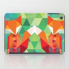 Fox in the woods iPad Case