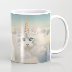 Unicorn Cat Sky Mug