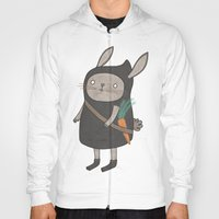 Ninja Bunny Hoody