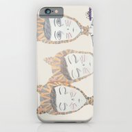 Tres Tristes Tigres // T… iPhone 6 Slim Case