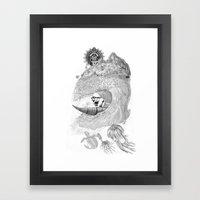 Machu Qun Tiksi Wiraquch… Framed Art Print