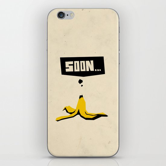 soon... iPhone & iPod Skin