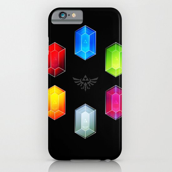 Zelda Just Want Them Rupees iPhone & iPod Case