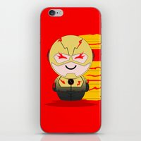 ChibizPop: The Reverse iPhone & iPod Skin