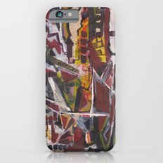 Abstract 2014/11/30 iPhone 6s Slim Case