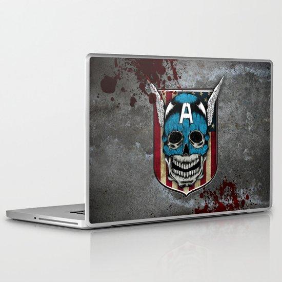 Captain-A Laptop & iPad Skin
