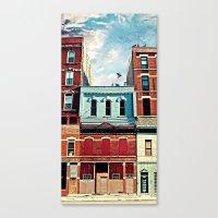 19th Street Canvas Print