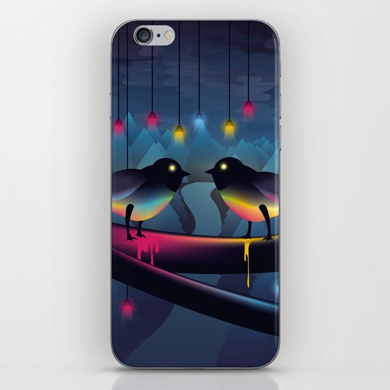 Disco Love iPhone & iPod Skin