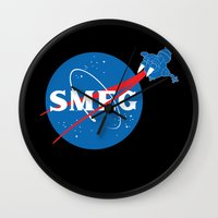 SMEG Wall Clock