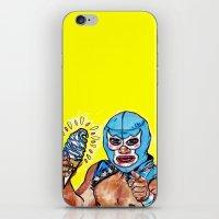 Don't Take My Ice Cream iPhone & iPod Skin