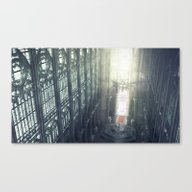 Canvas Print featuring Zelda Cathedral by Whitney Brown