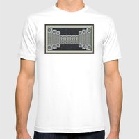 Stairway to Heaven Mens Fitted Tee White SMALL