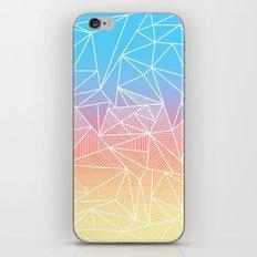 Bakana Rays iPhone & iPod Skin