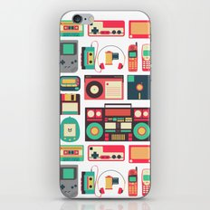 Retro Technology 1.0 iPhone & iPod Skin