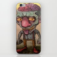 Reanimate: The Spirit of 69  iPhone & iPod Skin