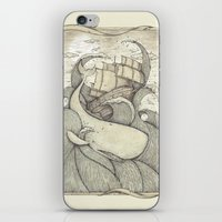 The Battle iPhone & iPod Skin