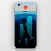 Oblivious iPhone & iPod Skin