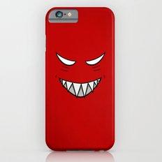Evil Grin Evil Eyes iPhone 6 Slim Case