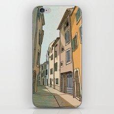 La rue  iPhone & iPod Skin