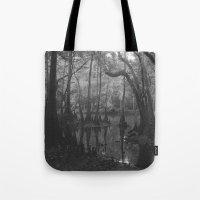 Florida Swamp Tote Bag