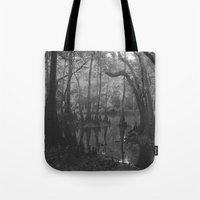 Florida Swamp Tote Bag