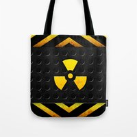 Nuclear Reactor Tote Bag