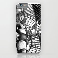 asc 325 - La dame de voyage II (The starship escort girl II) iPhone 6 Slim Case