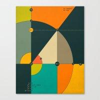 EULER'S EQUATION Canvas Print