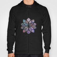 Floral Abstract 5 Hoody