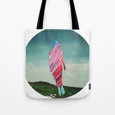 Holiday Memories · Crop Circle Tote Bag