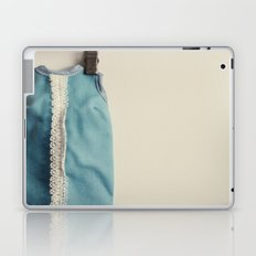 Doll Closet Series - Blue Dress Laptop & iPad Skin