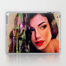 Pin Up Laptop & iPad Skin