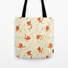 Fox Tales - The Fox Tote Bag