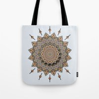 Southwest Art Mandala Tote Bag