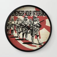 Never Forget Wall Clock