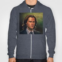 Sam Winchester from Supernatural Hoody