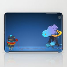 Thread Troll iPad Case