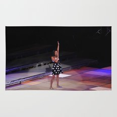 Glee Concert: Lea Michele Rug
